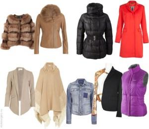 Как выглядеть красиво: куртки и пальто
