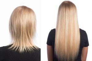 наращивание волос причестки