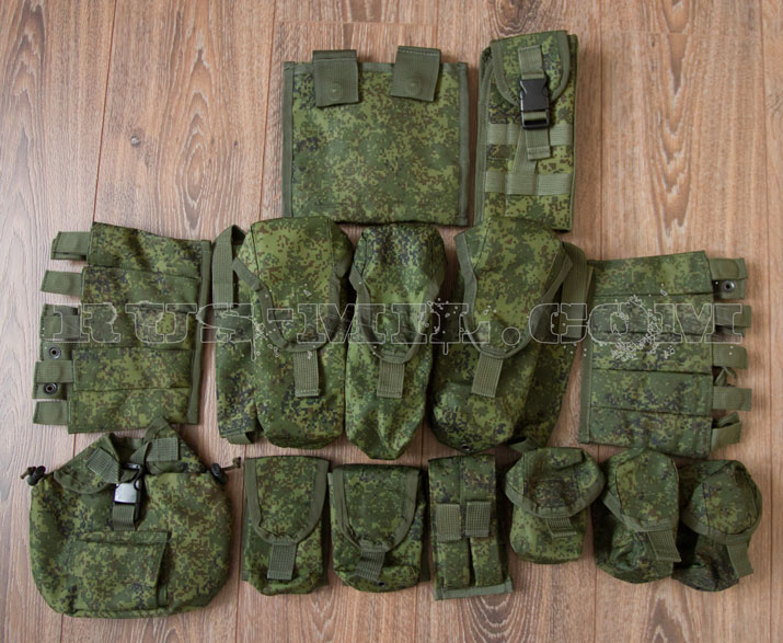 EMP techinkom pouches molle