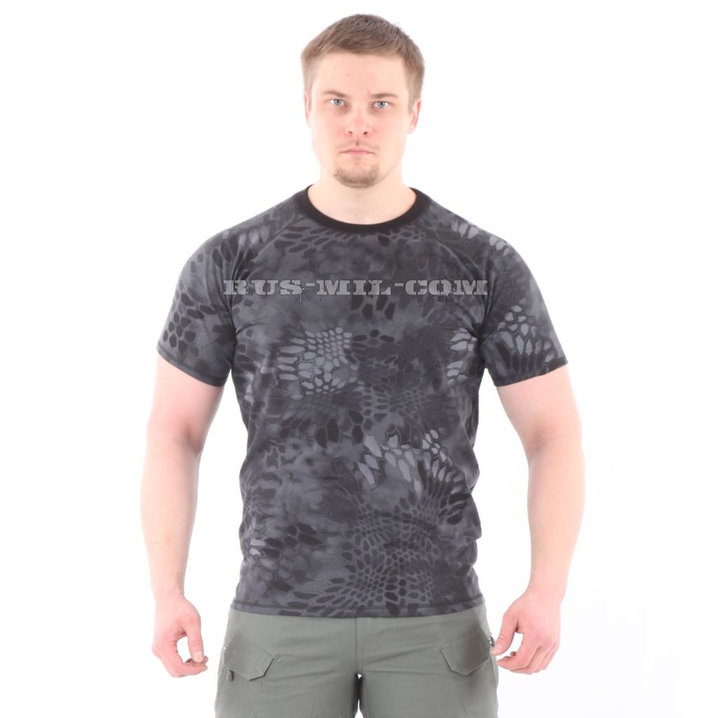 Cotton T-Shirt in Typhon