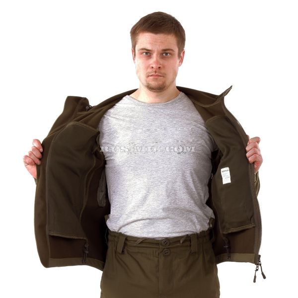 buy Jacket from the membrane Softshell color Olive original
