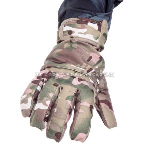 Gloves Keotica membrane on fleece Multicam