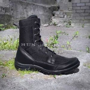 Boots Garsing with high berets Breeze m. 5235, black at low price