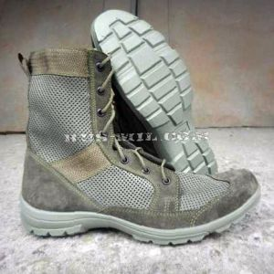 Boots Garsing with high berets Breeze m. 5235, olive