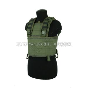 "Russian ""Brest"" olive chest rig sposn olive"