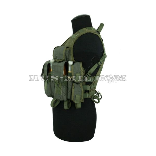 "Russian ""lorika"" specnaz tactical vest sso olive"