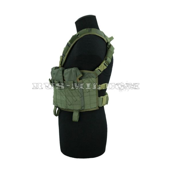 """Nuker"" tactical vest olive sso sposn"