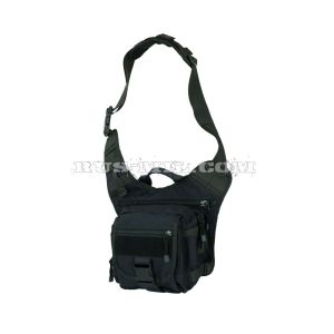 buy Max 2 shoulder bag sposn black pattern