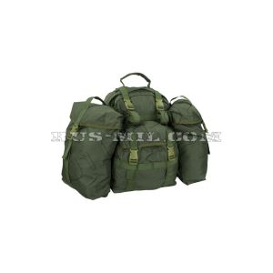 VYUK vdv backpack sso sposn olive