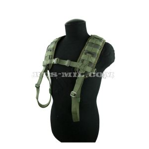 Smersh molle shoulder straps sposn olive