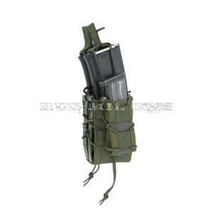 AK 2 YP raid molle pouch olive full
