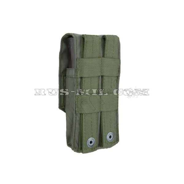 AS VAL 1 molle pouch olive back