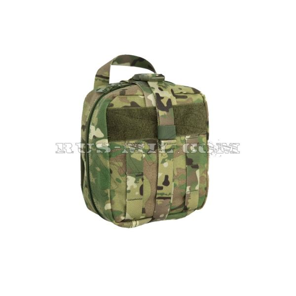 First-aid molle big pouch multicam