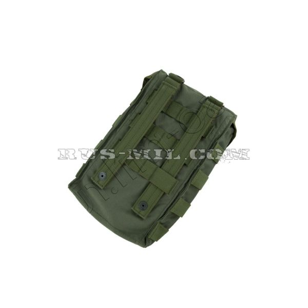 PKM 1 box 100 rounds molle pouch olive back