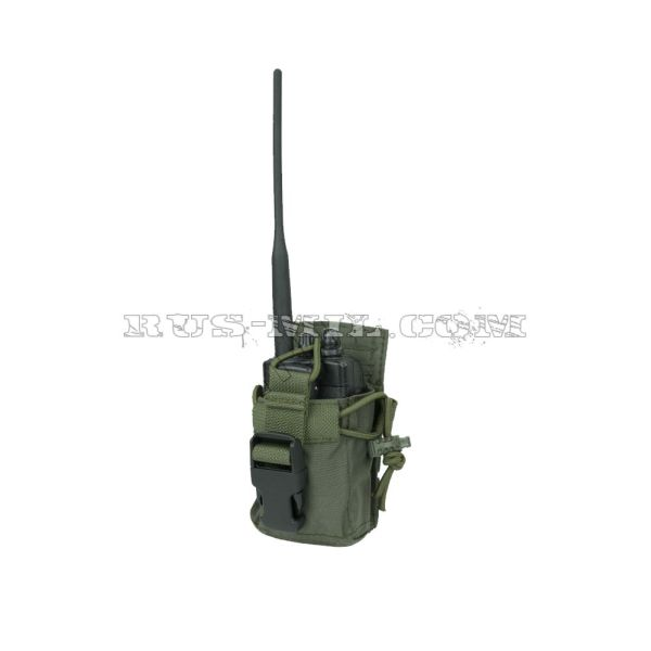 PRS 2 molle radio pouch olive