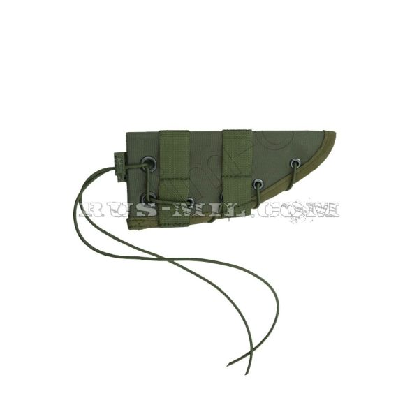 Stock pad molle olive