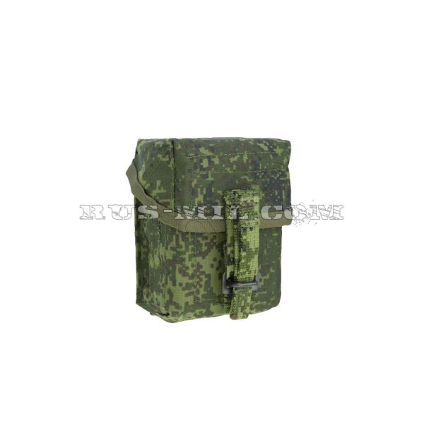VSS 2 molle silent pouch for 2 mags digital flora