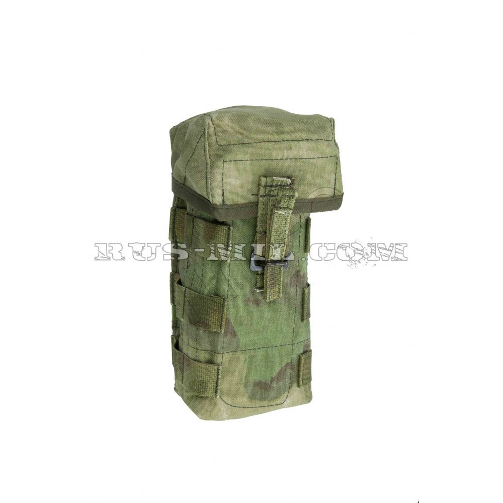 Аk 2 molle silent pouch a-tacs fg