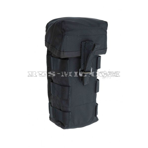 Аk 2 molle silent pouch black