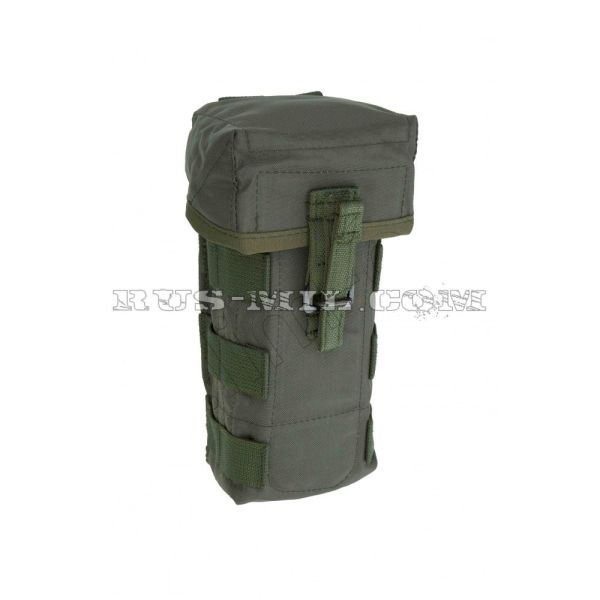 Аk 2 molle silent pouch olive