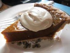 Cashew cream pie
