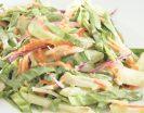 Салат кол сло из китайской капусты