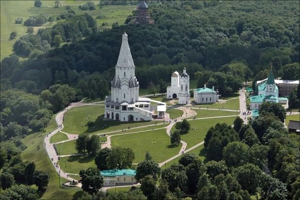 كنيسة القيامة في كولومينسك