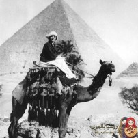 راقصة الباليه الروسية آنا بافلوفا في مصر