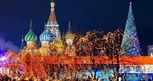 صورة ارشيفية لقصر الكرملين في موسكو