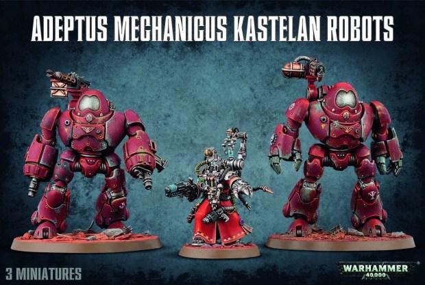 Warhammer 40,000 Mechanicus для РС появится уже в этом году