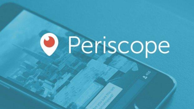 Periscope будет показывать рекламу перед началом трансляции