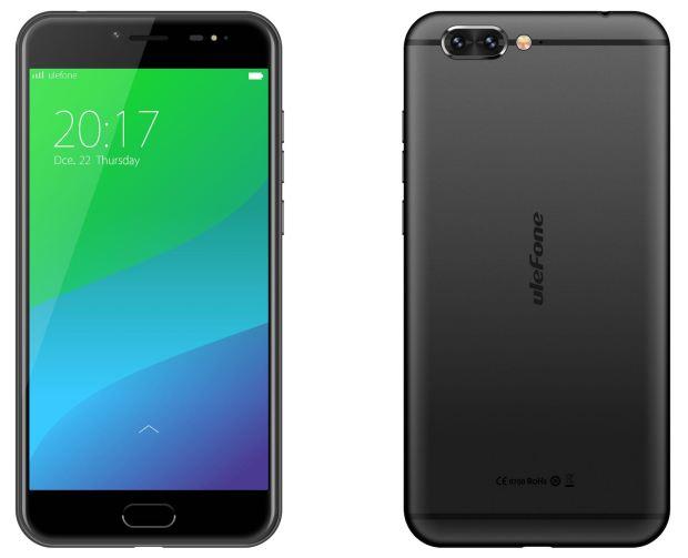 Разработчики анонсировали выход смартфона Ulefone Gemini Pro