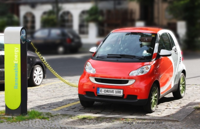duties on electric vehicles