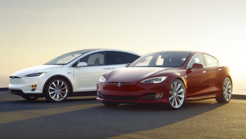 New electric cars - Tesla 1