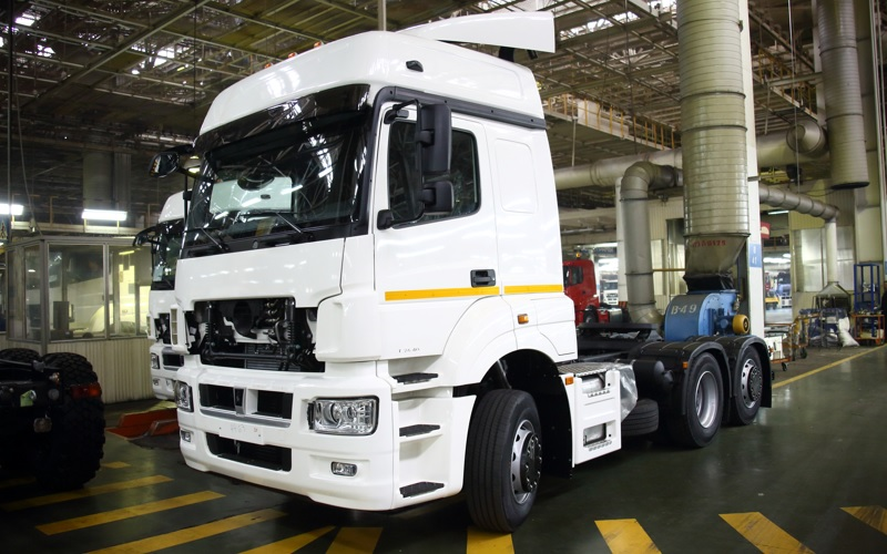 KAMAZ plans to manufacture 39,000 trucks in 2019