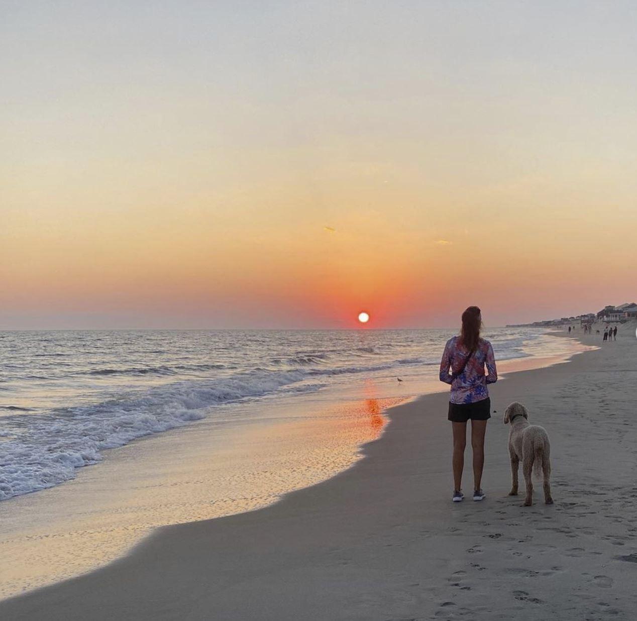Dog-Friendly Beaches in North Carolina