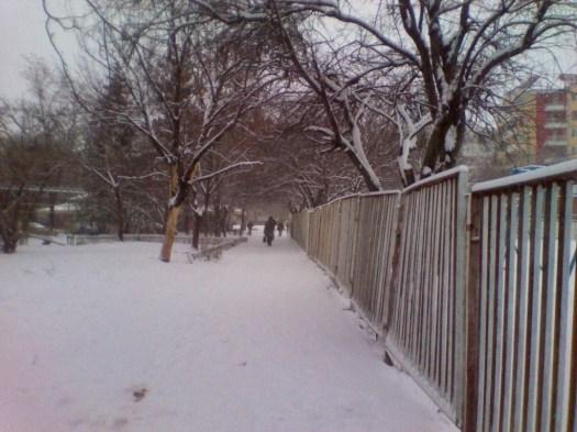 Снега пак ни изненада