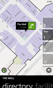 Nokia Lumia 520 HERE Maps