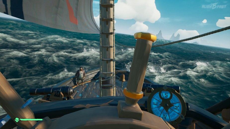 Sea of Thieves - Koop Gameplay