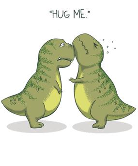 HUG ME by AlanBao