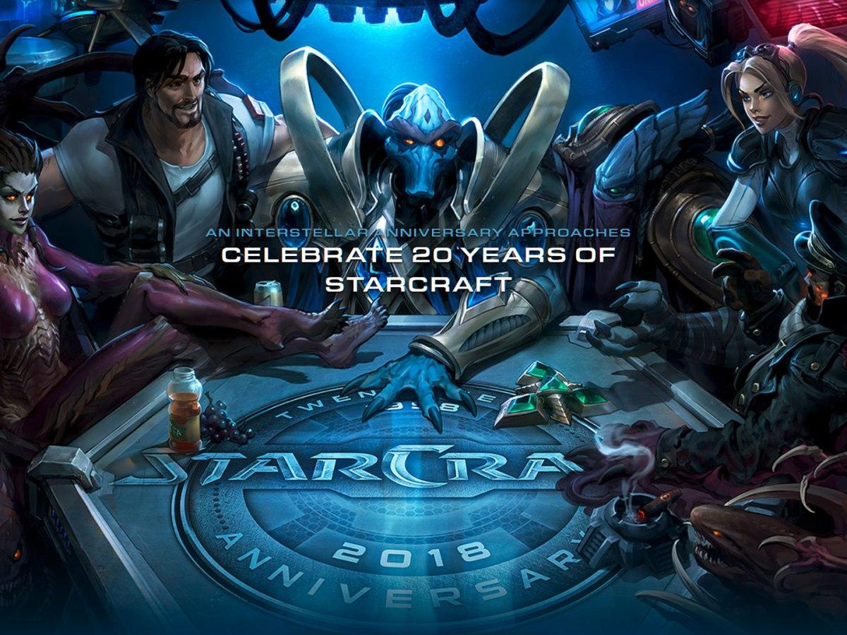 Starcraft Artwork
