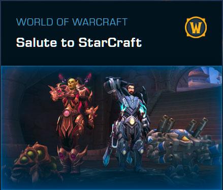 World of Warcraft - Pets: Zergling, Grunty, Mini Thor, Baneling oder Zeradar.