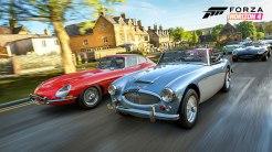 Forza Horizon 4 - britische Klassiker