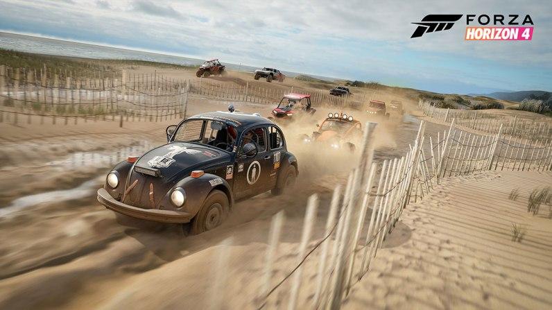Forza Horizon 4 - Strandrennen
