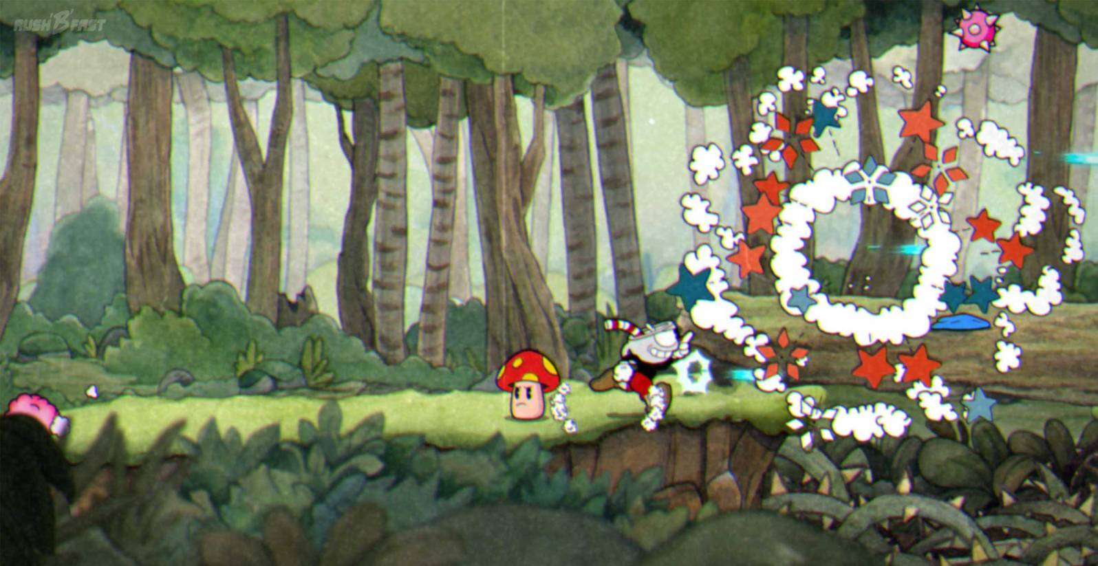 "Cuphead ""Don't deal with the Devil"" - Forest Follies"