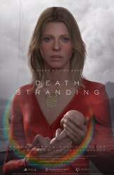 Quelle: Twitter - @HIDEO_KOJIMA_EN - Death Stranding Poster/Artwork mit Lindsay Wagner
