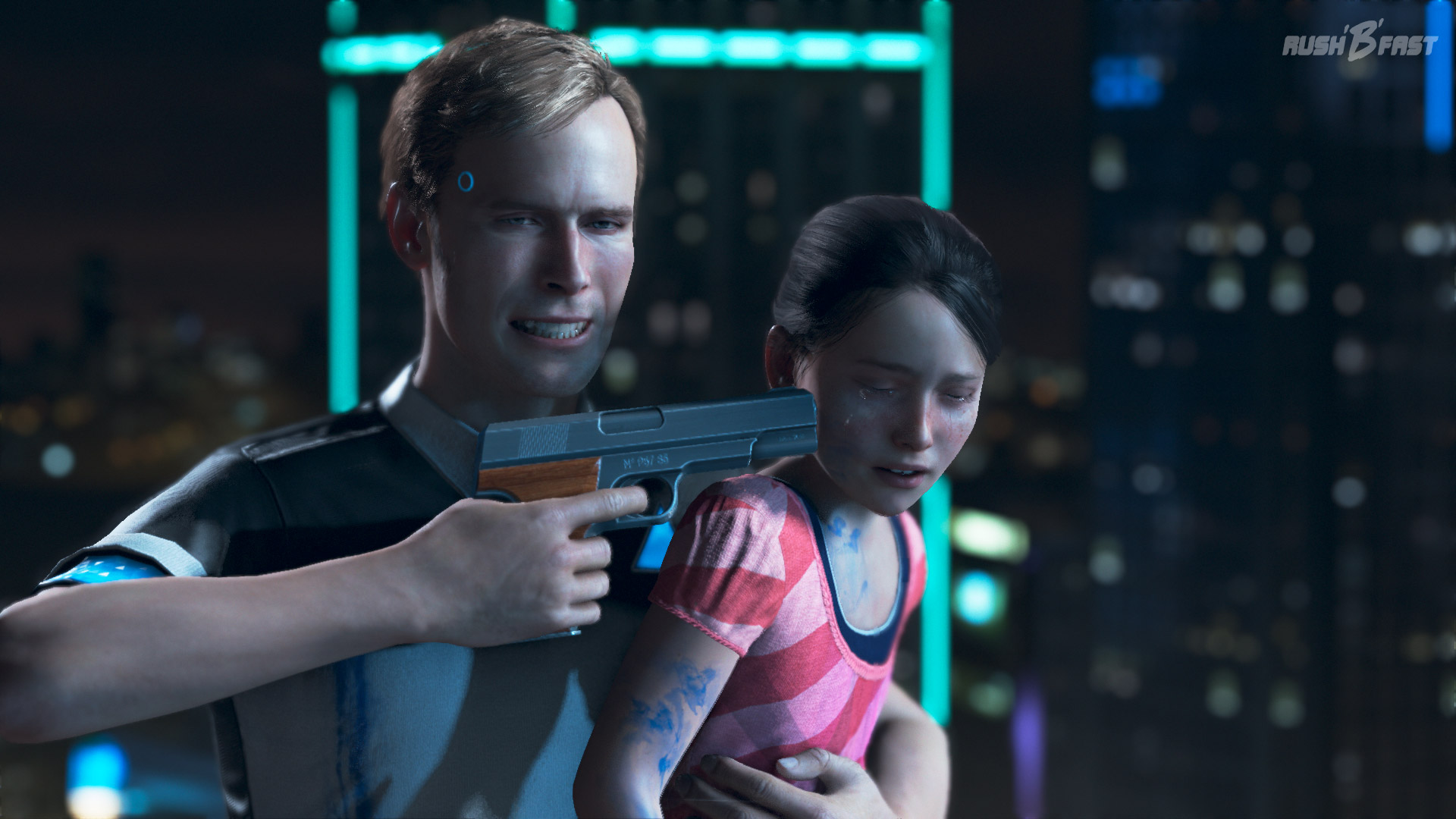 Detroit: Become Human Demo angespielt