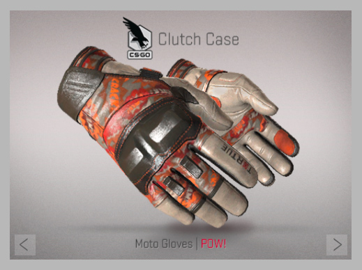 Moto Gloves | POW!
