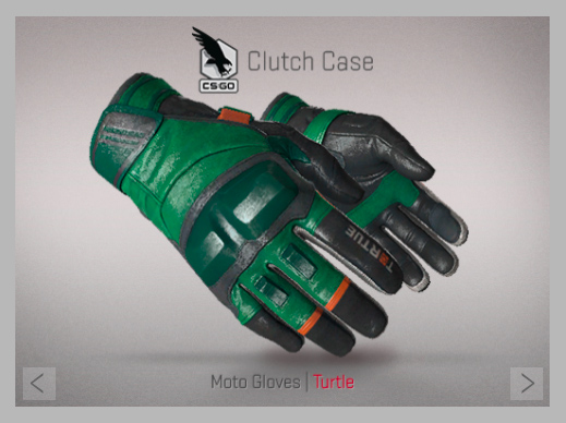 Moto Gloves | Turtle