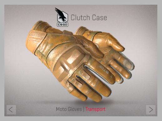Moto Gloves | Transport